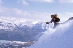Ski Safari Liban