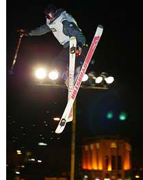 Big Air 2003 Beirut