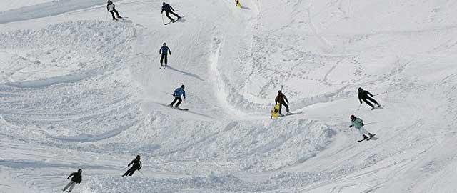 Faraya Mzaar Ski