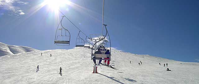 Ski Lebanon Mzaar