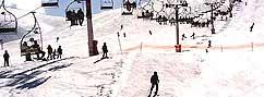Skiing in Lebanon