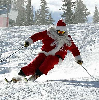 Christmas Ski Lebanon