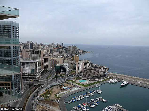 Foiur Seasons Hotel Beirut