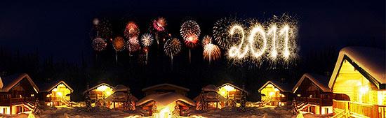 New Year 2011 Mzaar