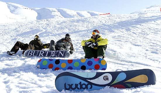 Ski Faraya Lebanon