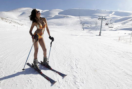 Ski Lebanon Fashion