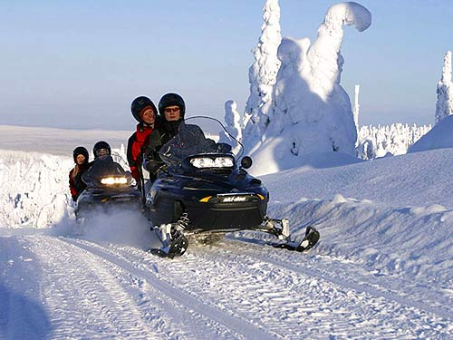Snowmobile Ski Lebanon
