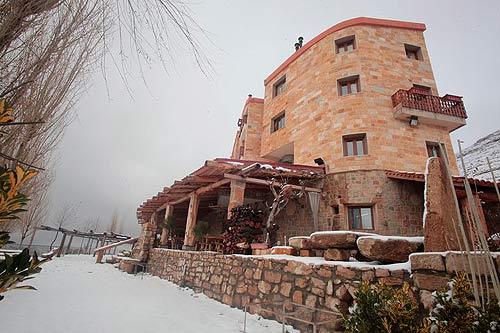 Ski Lebanon Hotel