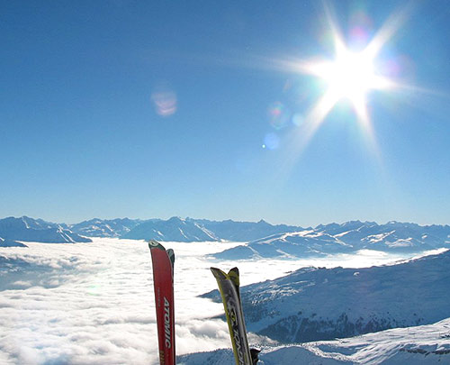 Mzaar Ski Lebanon