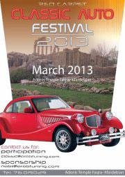 Red Carpet Classic Auto Festival 2013