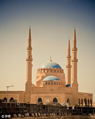Imposing: The capital's Mohammad Al-Amin Mosque