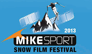 Mike Sport Snow Film Festival 2013 Ceremony
