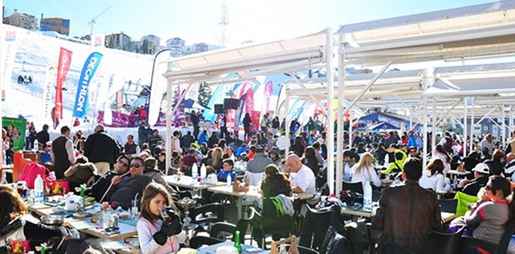 Mzaar winter festival
